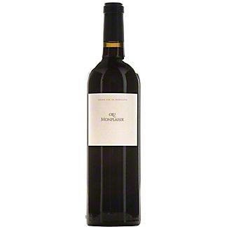 Cru Monplaisir Bordeaux Supériur, 750 mL