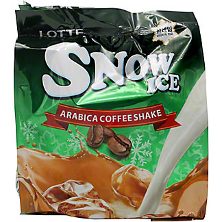 Lotte Snow Ice - Coffee Shake, 27.05 oz