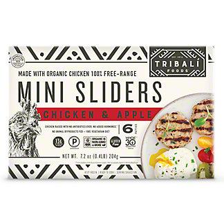 Tribali Chicken & Apple Mini Sliders, 16 OZ
