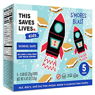 This Bar Save Lives S'mores Blast, 4.41 OZ