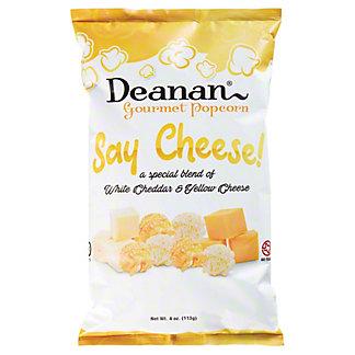 Deanan Say Cheese Gourmet Popcorn, 4 oz