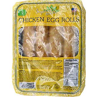 Imperial Gardens Chicken Egg Rolls, 14 OZ