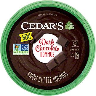 Cedars Dark Chocolate Hummus, 8 oz