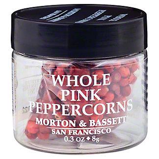 Morton & Bassett Whole Pink Peppercorns, .3 oz