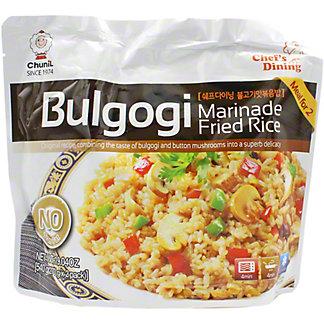 Chunil Bulgogi Marinade Fried Rice, 540 G