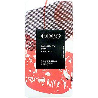 Coco Chocolatier Earl Gray Tea Chocolate, 80 G