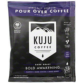 Kuju Pour Over Coffee Bold Awakening , 1 ct