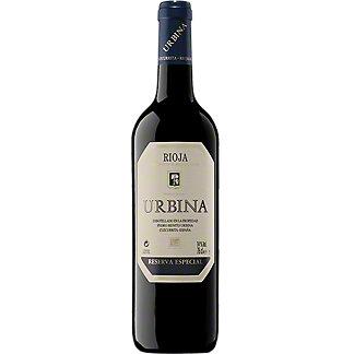 Urbina Rioja Reserva Especial Red, 750 mL