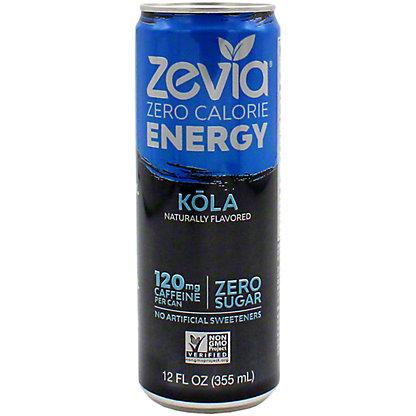 Zevia Energy Kola, 12 oz