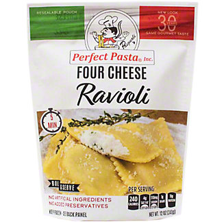 Perfect Pasta Ravioli 4 Cheese, 12 OZ