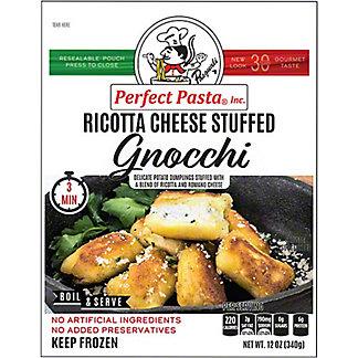 Perfect Pasta Gnocchi Stuffed Ricotta Cheese, 12 OZ