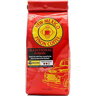 New Mexico Pinon Coffee Traditional Pinon, 12 OZ