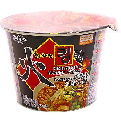 Paldo Hwa King Cup - Spicy, 110 g