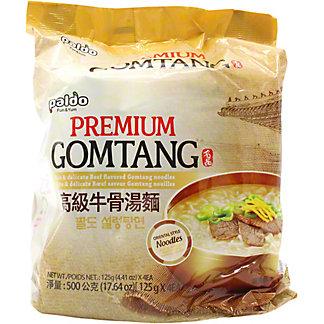 Paldo Paldo Premium Gomtang Noodle 4PK, 4 ct