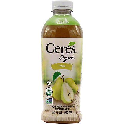Ceres Juice Pear, 30 oz