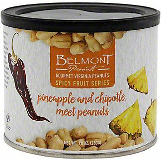 Belmont Peanuts Chipotle Pineapple, 10 OZ