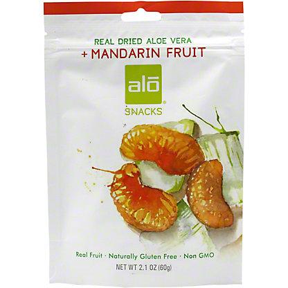 Alo Dried Fruit Aloe Mandarin, 2.1 oz