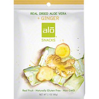 Alo Dried Fruit Aloe Ginger, 2.1 oz