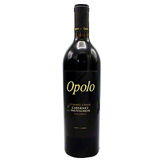 Opolo Summit Creek Cabernet Sauvignon, 750 mL