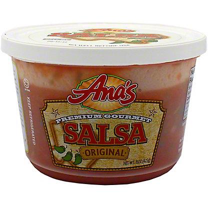 Ana's Hot Original Salsa, 15 oz