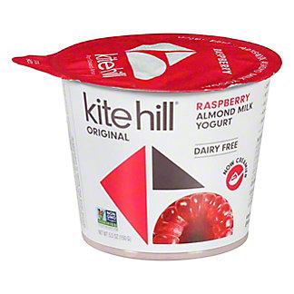 Kite Hill Yogurt Euro Style Raspberry, 5.3 oz