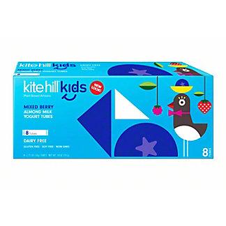 Kite Hill Yogurt Tubes Wild Berry, 8 ct