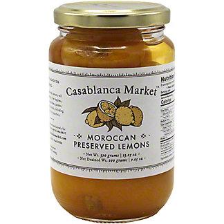Casablanca Market Fruit Lemon Preserved, 13.05 oz