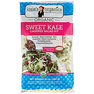 Josie's Organics Sweet Kale Chop Salad Kit, 10 oz