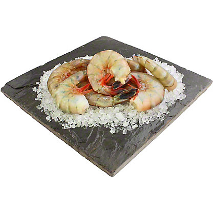 Raw Gulf Shrimp 10/15 CT Shell On, lb