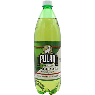 Polar Ginger Ale, 33.8 oz