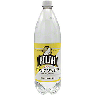 Polar Diet Tonic Water, 33.8 oz
