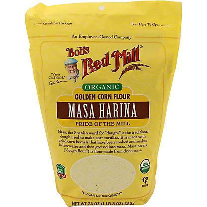 Bob's Red Mill Flour Masa Harinia Organic, 24 oz