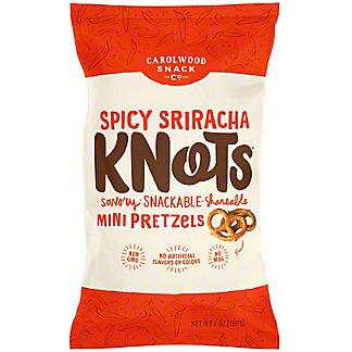 Knots Spicy Sriracha Knots, 7 OZ