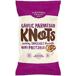 Knots Garlic Parmesan Knots, 7 OZ