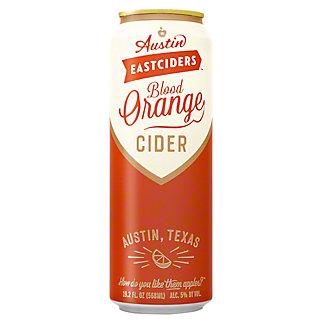 Austin Eastciders Blood Orange Cider, 568 mL
