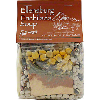 Rill Foods Soup Dry Bean Enchilada, 16 OZ