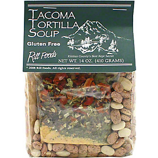 Rill Foods Soup Tacoma Tortilla Soup, 14 OZ