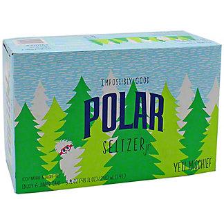Polar Seltzer Yeti Mischief, 6 Pack