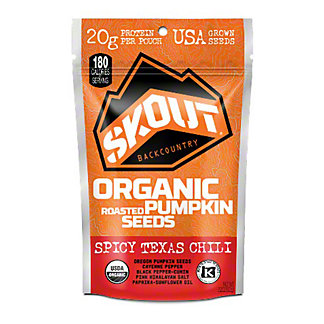 Skout Backcountry Spicy Texas Chili Pumpkin Seed, 2.2 oz