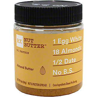 Rxbar Almond Butter Jar, 10 OZ