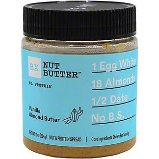 RxBar Nut Butter VanillaAlmond Butter, 10 oz