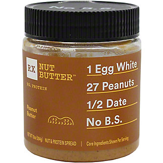 Rxbar Peanut Butter Jar, 10 OZ