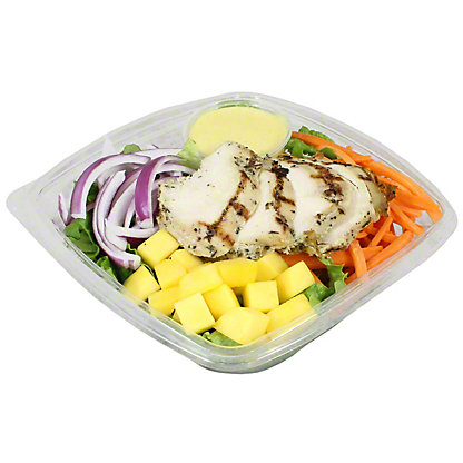 Chef Prepared Mojo Chicken Salad With Pineapple Dressing, ea