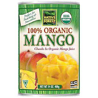 Native Forest Mango Chuncks, 14 oz