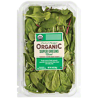 Central Market Organic Super Greens, 10 oz