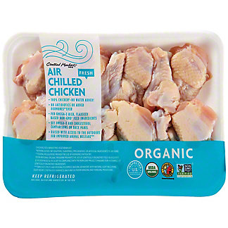 Central Market Organic Air Chilled Wing Drummettes, lb