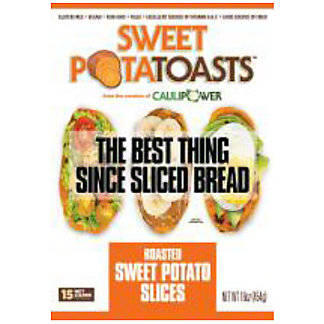Caulipower Sweet Potatoasts Roasted, 16 oz