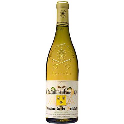 Domaine De La Solitude Chateauneuf-De-Pape Blanc White Wine, 750 mL