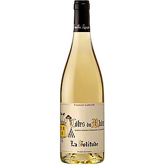 Solitude Cotes du Rhone Blanc, 750 mL