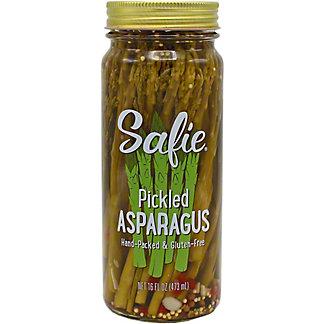 Safies Pickled Asparagus, 16 oz